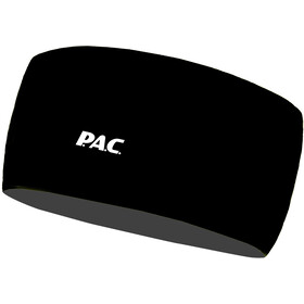 P.A.C. Ocean Upcycling Headband, total black